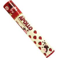 Meiji Apollo Strawberry Chocolate 3.2 oz  From Meiji