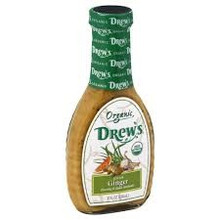 Asian Ginger, 6 of 8 OZ, Drew'S All Natural