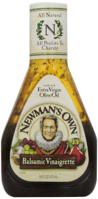 Balsamic Vinaigrette, 6 of 16 OZ, Newman'S Own