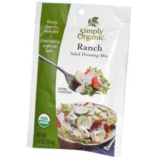 Ranch, 12 of 1 OZ, Simply Organic