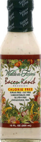 Bacon Ranch, 6 of 12 OZ, Walden Farms