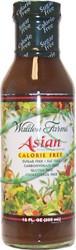 Asian, 6 of 12 OZ, Walden Farms