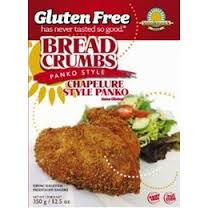 Bread, Panko Style, GF, 6 of 12.5 OZ, Kinnikinnick Foods