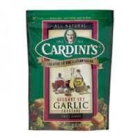 Crouton, Garlic, 12 of 5 OZ, Cardini