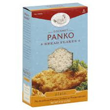 Panco Bread Flakes, Plain, 12 of 8 OZ, Jeff Nathan Creations