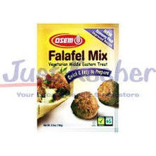 Mix, Falafel, 12 of 6.3 OZ, Osem