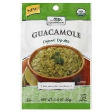 Guacamole Mix, 12 of 0.9 OZ, Spice Hunter
