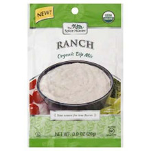 Dip Mix, Ranch, 12 of 0.9 OZ, Spice Hunter