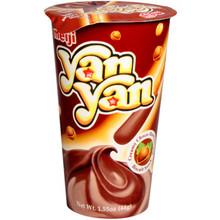 Meiji Yan Yan Hazlenut Dip 1.55 oz  From Meiji