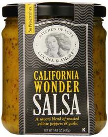 California Wonder, 6 of 14.8 OZ, Cucina & Amore
