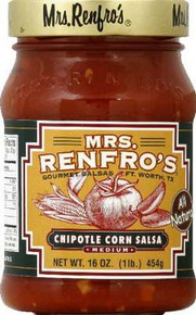 Chipotle Corn, 6 of 16 OZ, Mrs Renfro'S