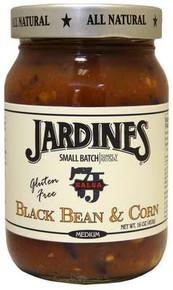 Black Bean & Corn, 6 of 16 OZ, Jardines