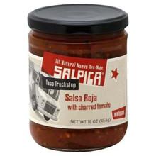 Roja, Medium, 6 of 16 OZ, Salpica