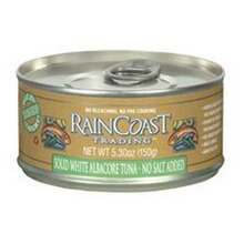 Albacore, Solid White, NSA, 12 of 5.3 OZ, Raincoast Trading