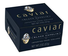 Caviar, Capelin, 12 of 2 OZ, Seasons