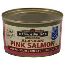 Pink, LS, 12 of 7.5 OZ, Crown Prince