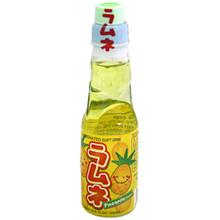 Hata Ramune Soda Pineapple 6.7 oz  From Hata