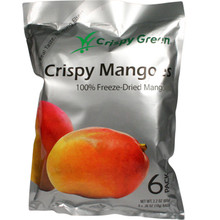 Crispy Green Mangoes 2.20 oz  From AFG