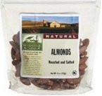Almonds, R/S, 8 of 7.5 OZ, Woodstock