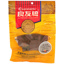 BBQ Veggie Jerky 4 oz  From Companion