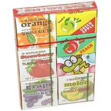 Marukawa 7 Variety Gum  From Marukawa