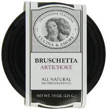 Artichoke, 6 of 7.9 OZ, Cucina & Amore