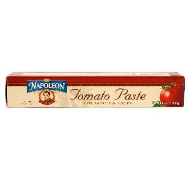 Tomato Paste, 12 of 4.56 OZ, Napoleon Co.