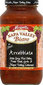 Arrabiata, 6 of 25 OZ, Mezzetta