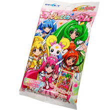 Ensky Smile Precure Anime Card with Gum  From AFG