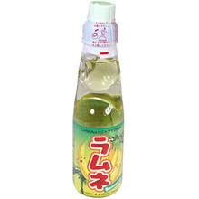 Hata Ramune Soda Banana 6.6 oz  From Hata