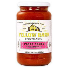 Arrabbiata, 6 of 19.75 OZ, Yellow Barn Biodynamic
