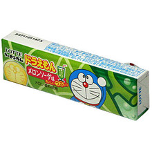 Doraemon Bubblegum .63 oz  From Lotte