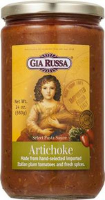 Artichoke, 6 of 24 OZ, Gia Russa