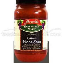 Pizza, Authentic, 6 of 16.5 OZ, Mezzetta