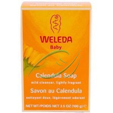 Soap, Calendula, 3.5 OZ, Weleda Products