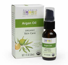 Argan Oil, 1 OZ, Aura Cacia