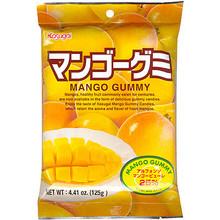 Kasugai Mango Gummy 3.59 oz  From Kasugai