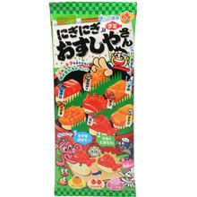 Meiji Sushi Fruit Gummy 0.77 oz  From Meiji