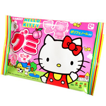 Hello Kitty Peach Gummy 0.67 oz  From Hello Kitty
