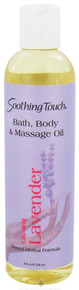 Lavender, 8 OZ, Soothing Touch