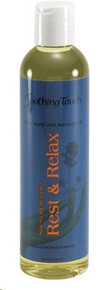 Rest & Relax, Tuscan Bouquet, 8 OZ, Soothing Touch