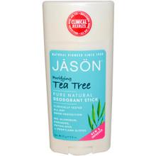 Tea Tree Oil Stick, 2.5 OZ, Jason Natural Cosmetics