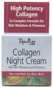 Collagen Cream, 1.5 OZ, Reviva
