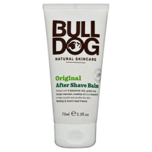 Original After Shave Balm, 2.5 OZ, Bulldog Natural Skincare