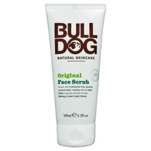 Original Face Scrub, 3.3 OZ, Bulldog Natural Skincare