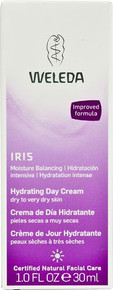 Iris Hydrating Day Cream, 1 OZ, Weleda Products