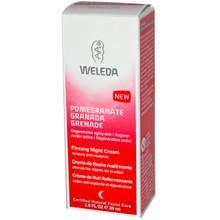 Pomegranate Firming Night Cream, 1 OZ, Weleda Products