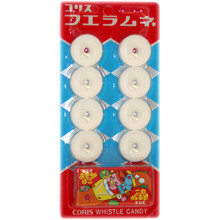 Ramune Whistle Candy 0.77 oz  From Coris