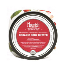 Body Butter Wild Berry, 3.6 OZ  , Nourish