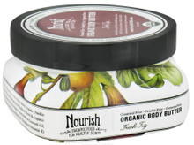 Body Butter Fresh Fig, 3.6 OZ  , Nourish